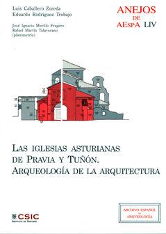 Iglesias asturianas de pravia y tuñon