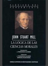 Logica de las ciencias morales,la