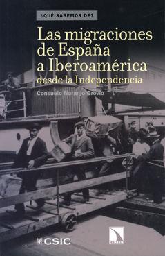 Migraciones de españa a iberoamerica,las