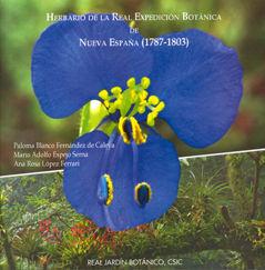 Herbario real expedicion botanica nueva españa 1787-1803