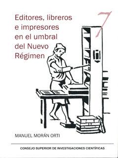 Editores libreros e impresores umbral del nuevo regimen