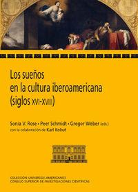 Sueños en la cultura iberoamericana (siglos xvi-xviii),los
