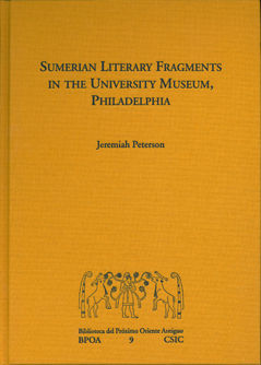 Sumerian literary fragments the university museum philadelph