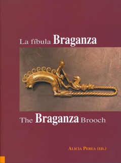 Fibula braganza. the braganza brooch,la