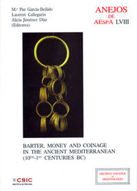 Barter, money and coinage in the ancient mediterranean (10th