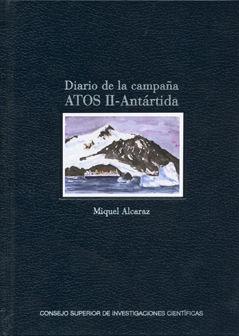 Diarios de la campaña atos ii antartida