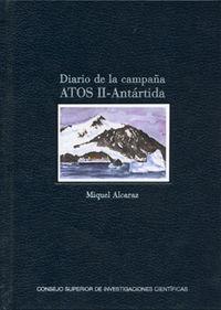 Diario de la campaña atos ii-antartida