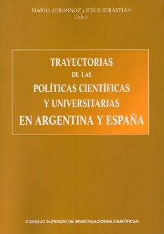 Trayectorias polit.cientificas y univer.argentina y españa