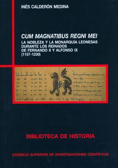 Cum magnatibus regni mei.