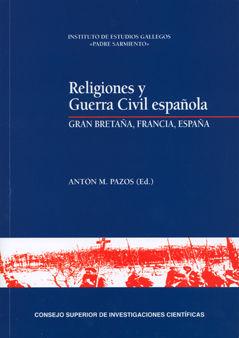 Religiones y guerra civil española gran bretaña francia,