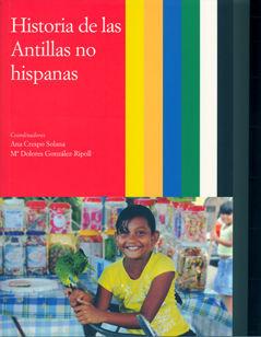 Historia de las antillas. vol iii. historia de las antillas