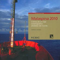 Malaspina 2010. cronica de un viaje oceanografico alrededor
