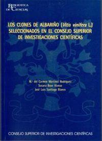 Clones de albariño (vitis vinifera l.) seleccionados en el c