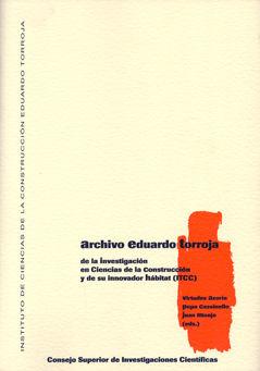 Archivo eduardo torroja