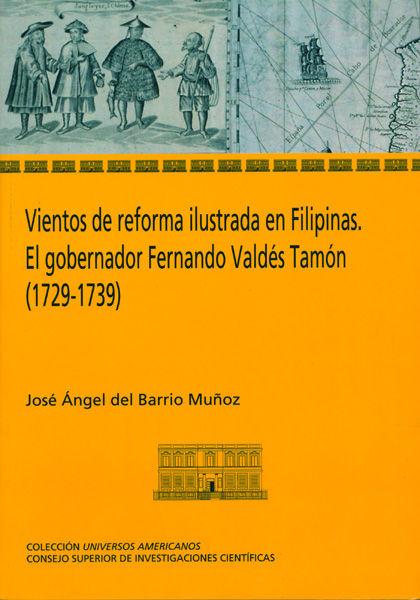 Vientos de reforma ilustrada en filipinas