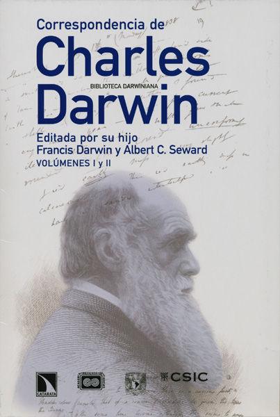 Correspondencia de charles darwin