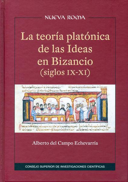 Teoria platonica de las ideas en bizancio s.ix-xi
