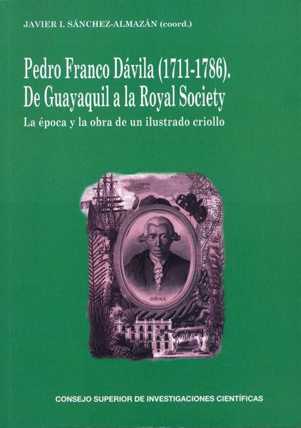 Pedro franco davila 1711-1786