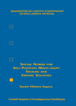 Social norms for self-policing multi-agent systems and virtu