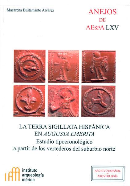 Terra sigillata hispanica en augusta emerita