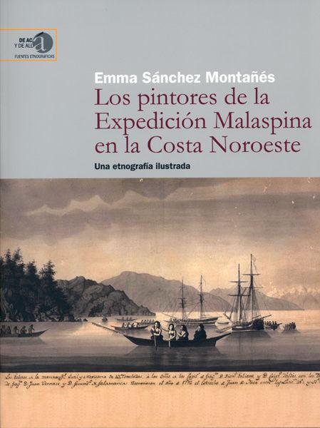 Pintores de la expedicion malaspina en las costa noroeste