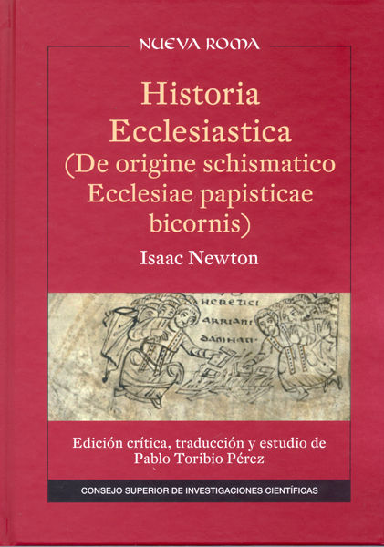 Historia ecclesiastica (de origine schismatico ecclesiae pa