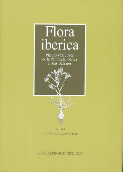 Flora iberica xx liliaceae-agavaceae