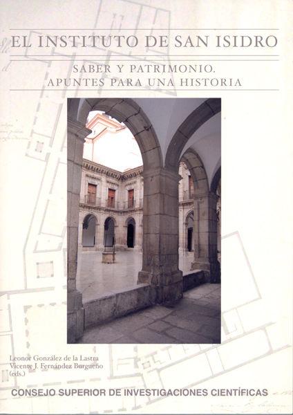 Instituto san isidro saber y patrimonio apuntes historia