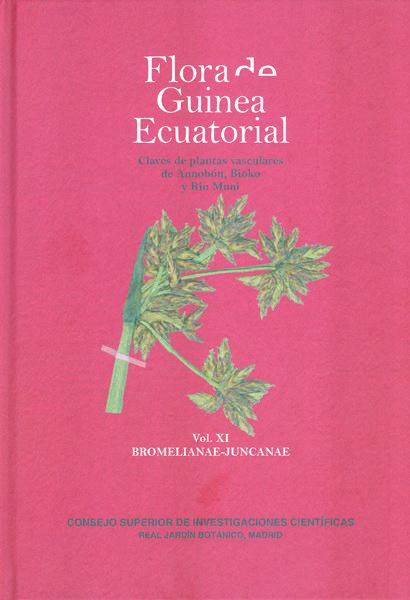 Flora guinea ecuatorial vol.xi bromelianae juncanae