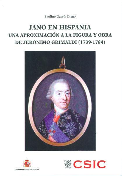 Jano en hispania: una aproximacion a la figura y obra de jer
