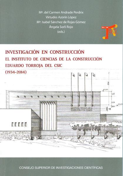 Investigacion en construccion: el instituto de ciencias de l