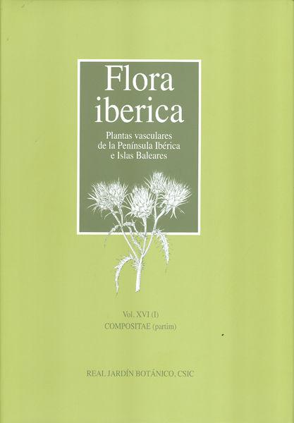 Flora iberica xvi compositae vol.i