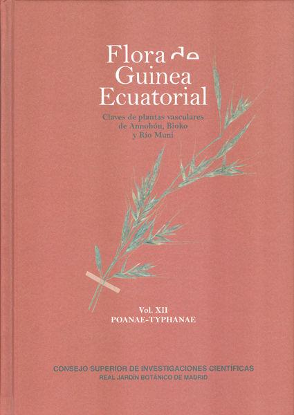 Flora de guinea ecuatorial (poanae-typhanae)