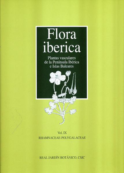 Flora iberica ix