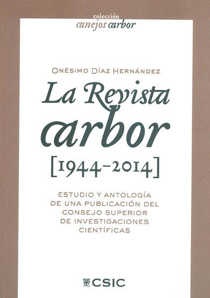 Revista arbor (1944-2014)