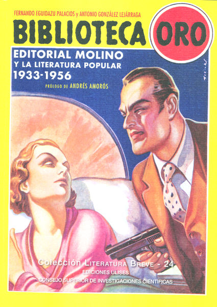 Biblioteca oro editorial molino literatura popular 19