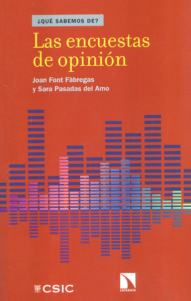 Encuestas de opinion,las