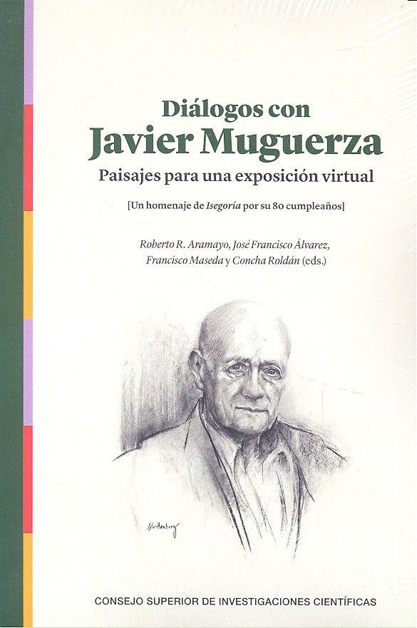 Dialogos con javier muguerza: paisajes para una exposicion v