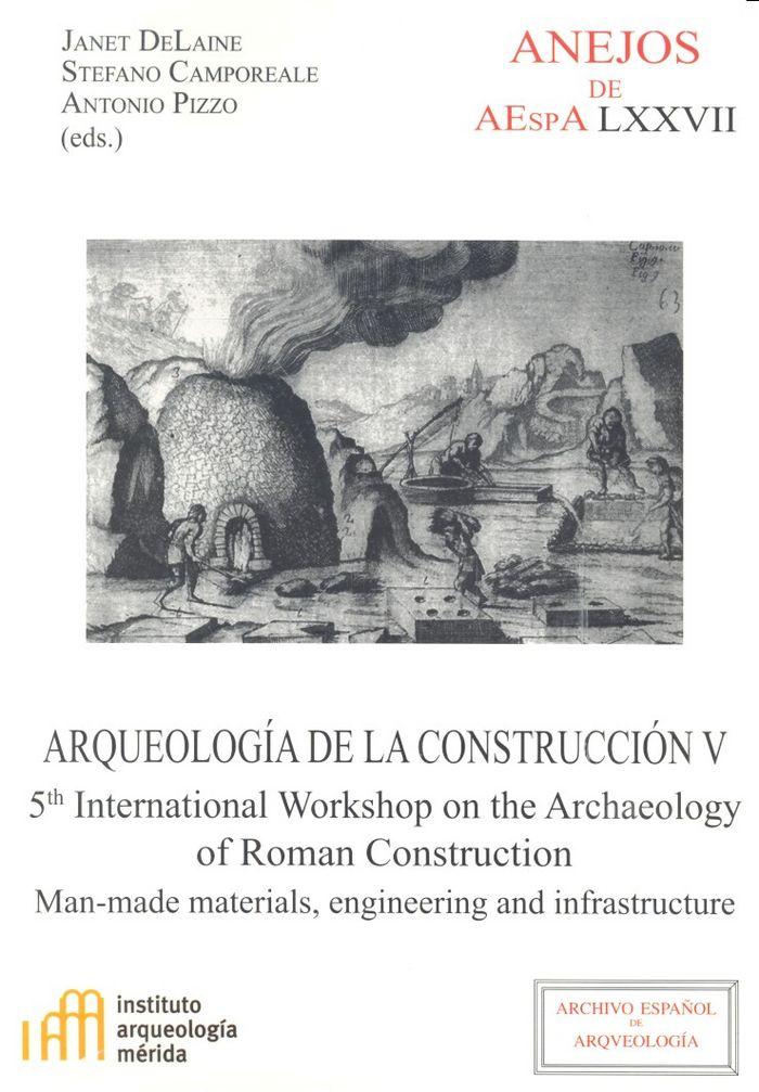 Arqueologia de la construccion v