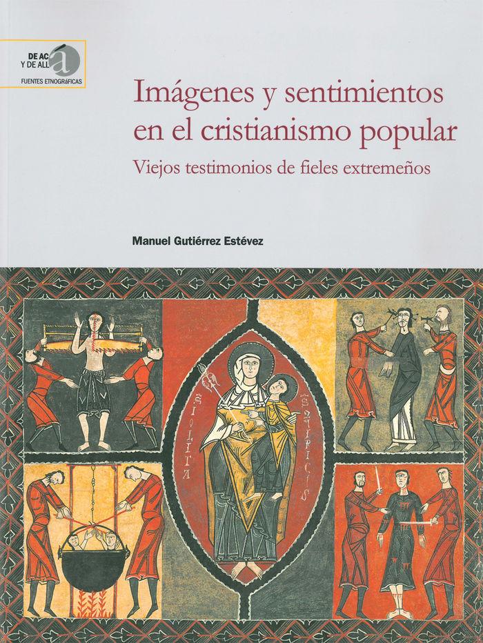 Imagenes y sentimientos en el cristianismo popular
