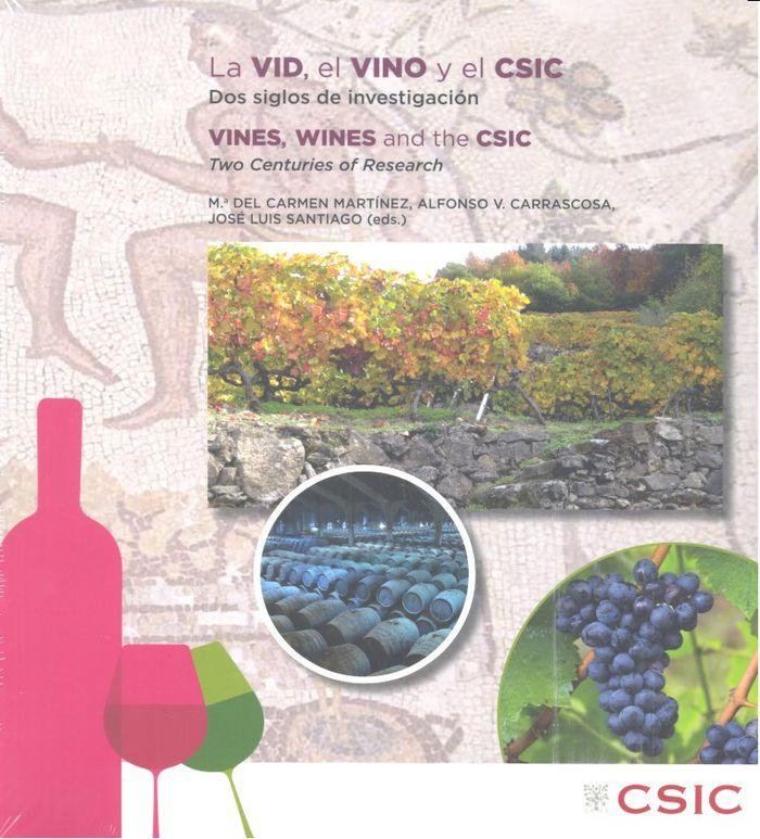 Vid el vino y el csic dos siglos de investigacion