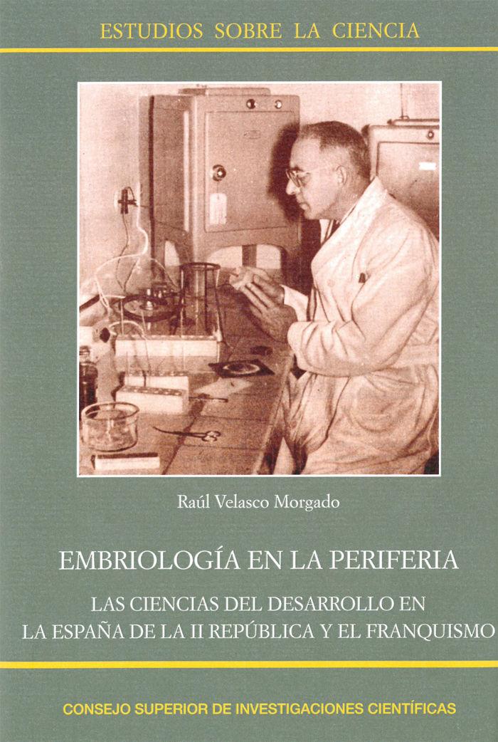 Embriologia en la periferia