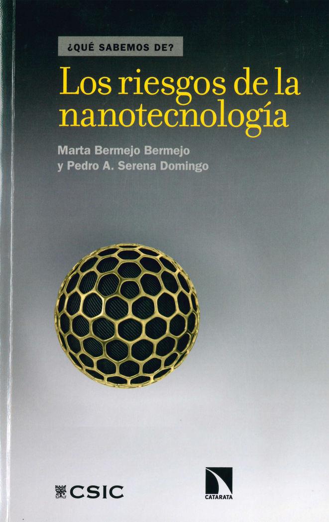 Riesgos de la nanotecnologia,los