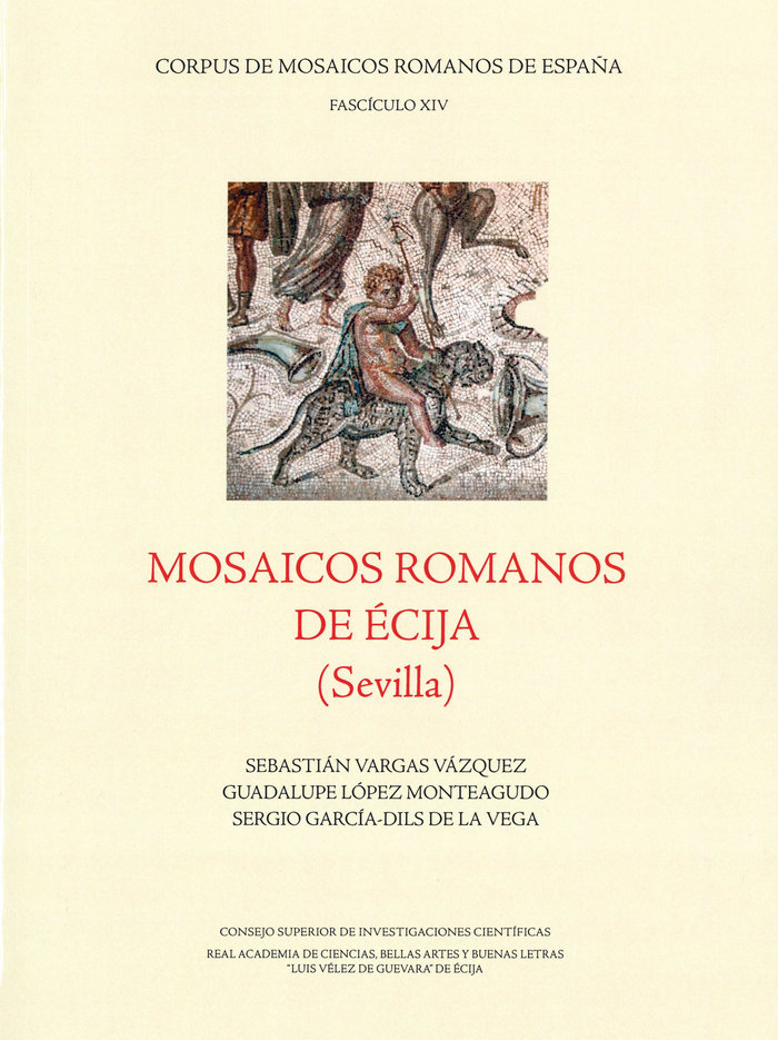Mosaicos romanos de ecija (sevilla)