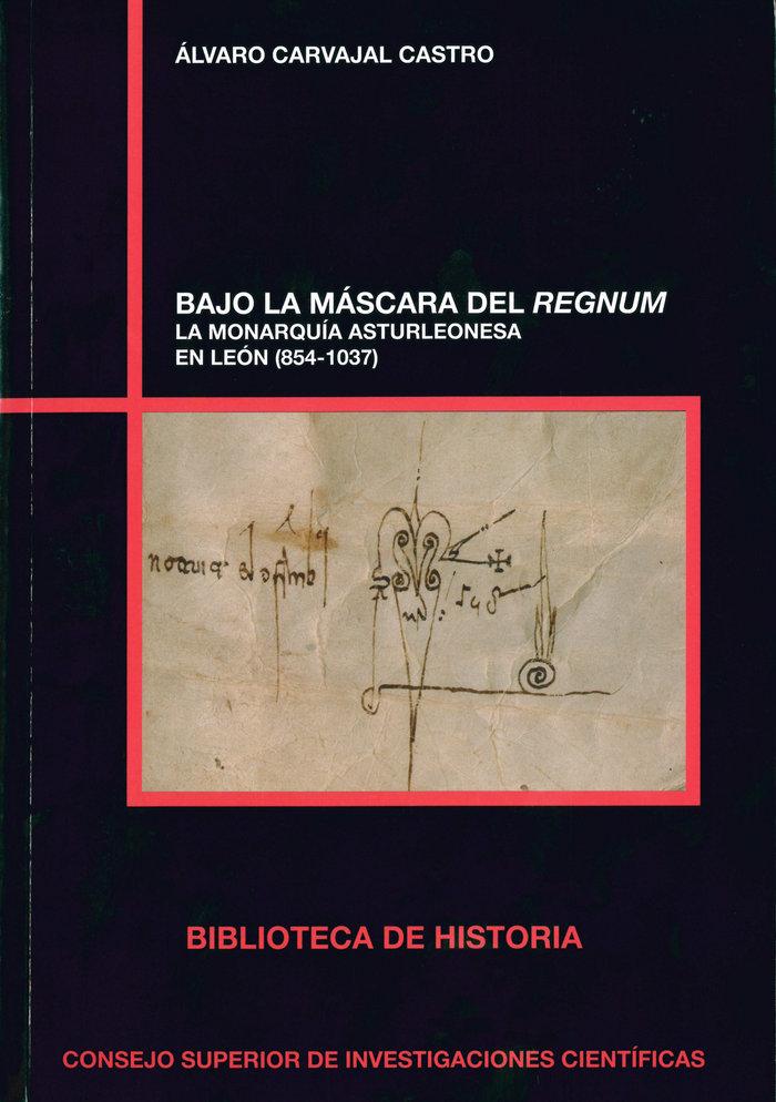 Bajo la mascara del regnum: la monarquia asturleonesa en leo