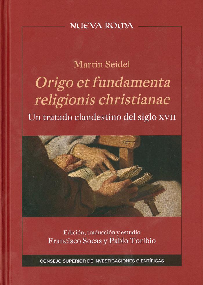 Origo et fundamenta religionis christianae