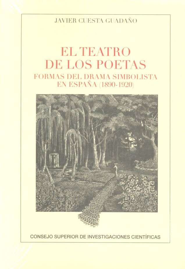 Teatro de los poetas formas del drama simbolista