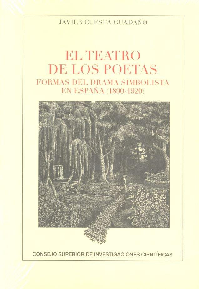 Teatro de los poetas formas del drama simbolista
