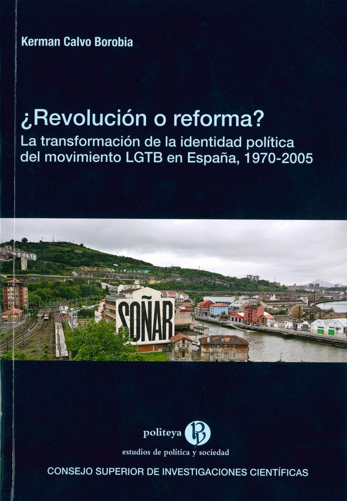 Revolucion o reforma la transformacion