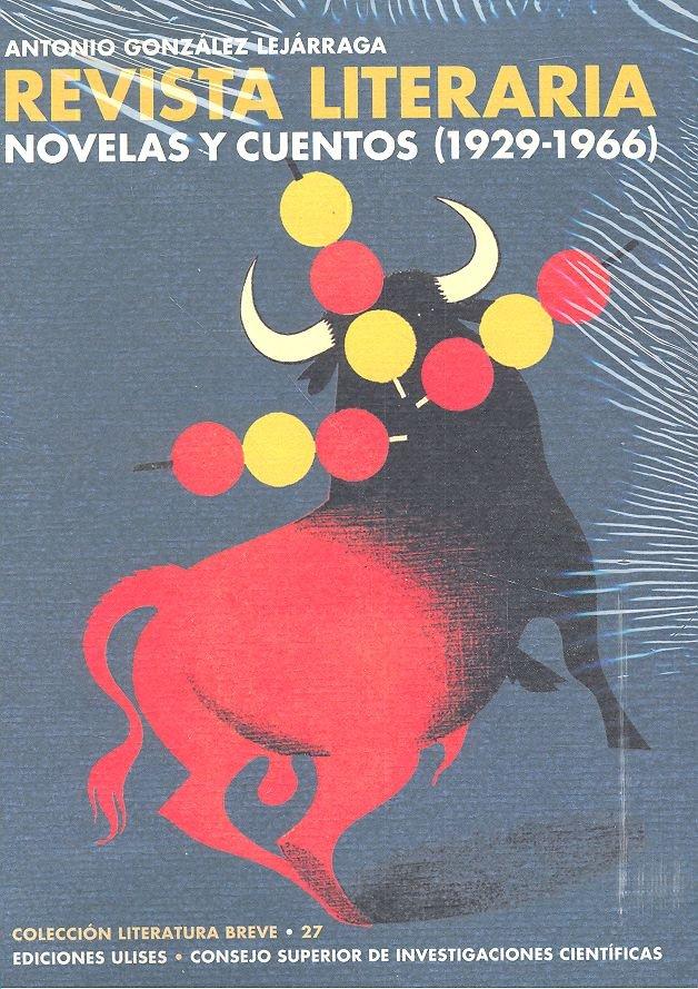 Revista literaria novelas y cuentos 1929